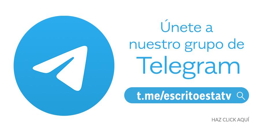 Unete a nuestro grupo de telegram